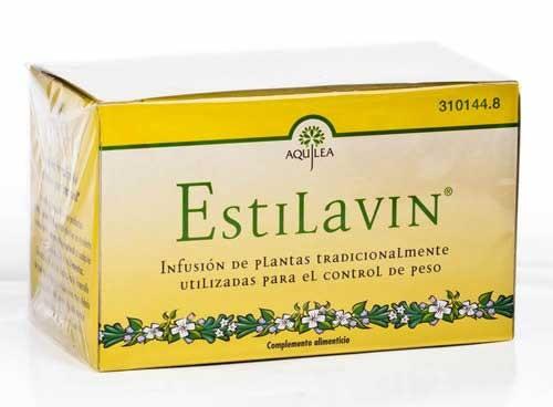 AQUILEA ESTILAVIN SILUETA (20 SOBRES PARA INFUSION)