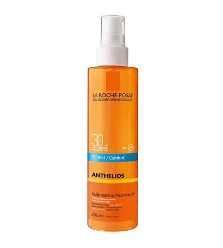 La Roche Posay Anthelios spf 30 aceite nutrititivo (200 ml)