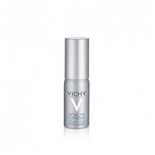 Vichy Liftactiv Sérum 10 Ojos y Pestañas Contorno de Ojos, 15 ml