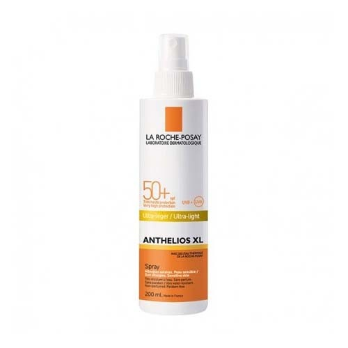 La Roche Posay Anthelios spf 50+  spray (200 ml)