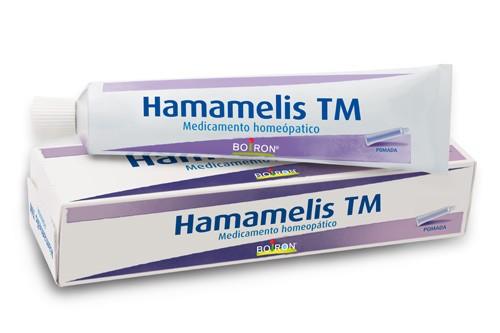 Boiron pomada hamamelis tm 4% 50g