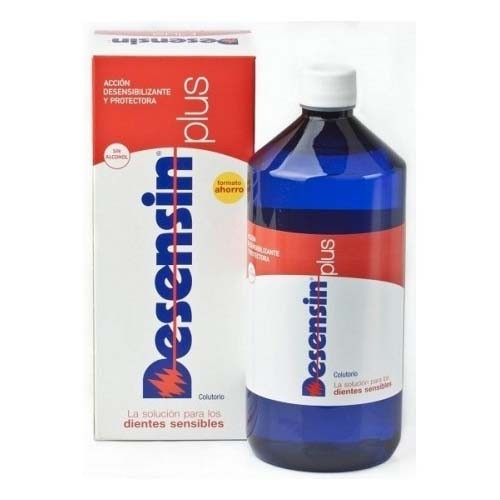 DESENSIN PLUS COLUTORIO DENTAL (1000 ML)