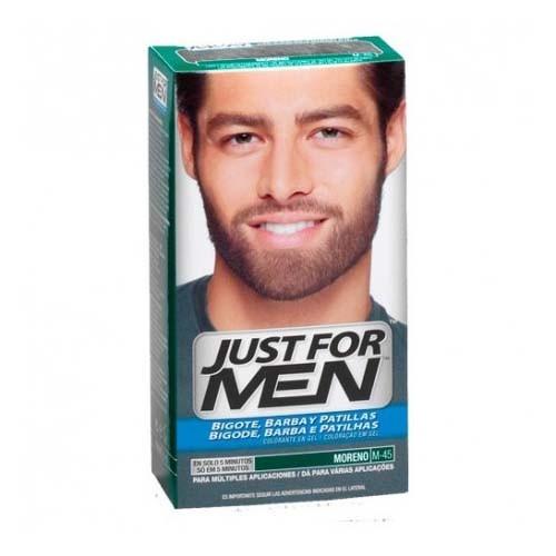 Just for men bigote y barba (30 cc moreno)
