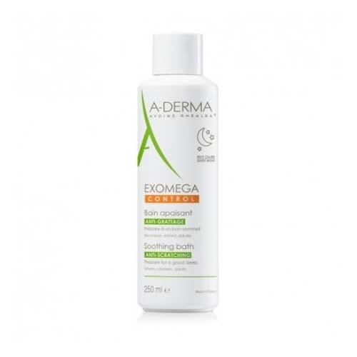 A-derma exomega control baño calmante 250 ml