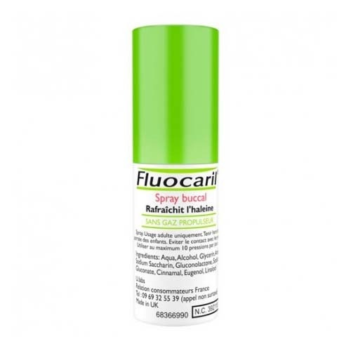 Fluocaril spray oral (15 ml)