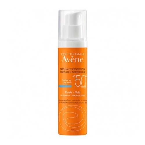 Avene spf 50+ emulsion muy alta protec sin perfu (50 ml)