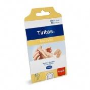 TIRITAS ELASTIC RAPID - APOSITO ADHESIVO (TEXTIL 20 U)