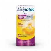 Lizipatos garganta irritada + tos seca jarabe 100 ml