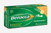 Berocca performance mango (30 comprimidos efervescentes)