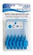 Cepillo interdental tepe (0.6 mm azul)