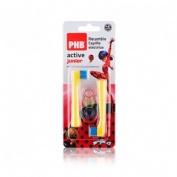Cepillo de dientes electrico phb active junior (2u recambio cabezal)