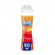 Durex play fresa gel lubricante (50 ml)