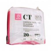 Compresas postparto maternity algodón (20u)