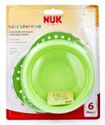 nuk easy learning Bol con tapa