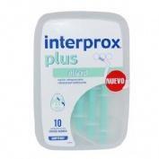 Cepillos interdentales interprox plus (micro envase ahorro 10 u)