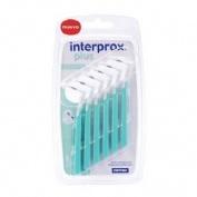 Cepillos interdentales interprox plus (micro 6 u)