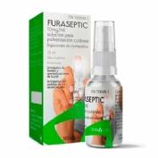 FURASEPTIC 10 MG/ML SOLUCION CUTANEA 1 frasco de 30 ml