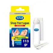Dr scholl stop verrugas (80 ml)