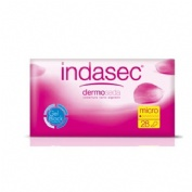 Indasec micro (45 ml 28 compresas)