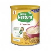 Nestle nestum papilla 8 cereales (650 g)