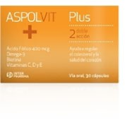 Aspolvit plus (30 caps)