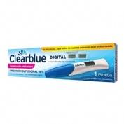 Test de embarazo Clearblue  indicador de semanas (1 prueba)