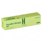PEROXIBEN  50 mg/g GEL, 1 tubo de 30 g