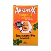 Arkovox propolis vitamina c (20 comprimidos sabor menta)