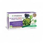 Arkofluido alcachofa forte (15 ml 20 ampollas)