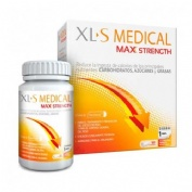 XLS MAX STRENGH (120 COMP)