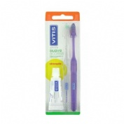Cepillo de dientes vitis access suave (2u)