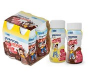 Meritene junior energy (125 ml 4 botellas chocolate)
