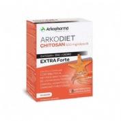 Chitosan extraforte 60 capsulas (500 mg)