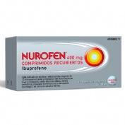 NUROFEN 400 mg COMPRIMIDOS RECUBIERTOS , 12 comprimidos