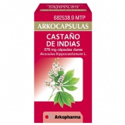CASTAÑO DE INDIAS ARKOPHARMA cápsulas duras , 48 cápsulas
