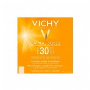 Vichy capital soleil spf 30 compacto solar matificante (dore 9.5 ml)