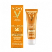 Vichy ideal soleil spf 50 antimanchas 3 en 1 (color 50 ml)