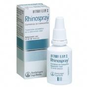 RHINOSPRAY 1,18 mg/ ml SOLUCION PARA PULVERIZACION NASAL , 1 envase pulverizador de 12 ml