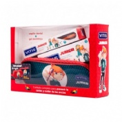 Kity dental vitis junior (gel + cepillo)