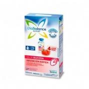 Diabalance gel glucosa absorcion rapida (4 sobres fresa)
