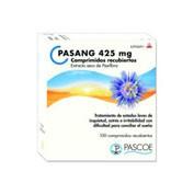 PASANG 425 mg COMPRIMIDOS RECUBIERTOS, 100 comprimidos