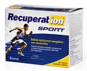 Recuperat-ion sport (20 sobres limon)