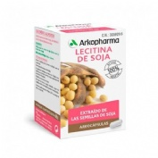 Lecitina de soja arkocaps (400 mg 100 capsulas)