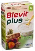 Blevit plus superfibra frutas (300 g)
