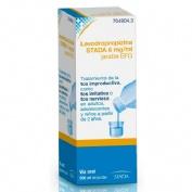 TOSSEVO 6 MG/ML JARABE EFG , 1 frasco de 200 ml