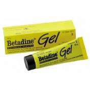 BETADINE GEL, 1 tubo de 30 g
