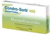 Condrosorb 400 cs (30 comprimidos)