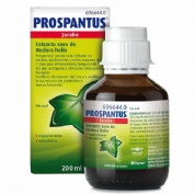 PROSPANTUS JARABE , 1 frasco de 200 ml