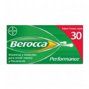Berocca performance frutos rojos (30 comprimidos efervescentes)