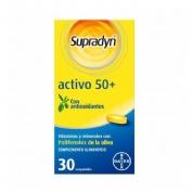 SUPRADYN VITAL 50+ ANTIOXIDANTES (30 COMP)